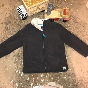 Other - Kids Sz 5T Fleece Lined Jacket